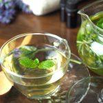 ミントティーの生葉と乾燥茶葉の違い!味や効能は作り方でも変わるの?