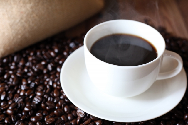 コーヒー,カフェイン