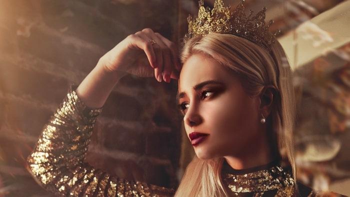 女王,王妃,女